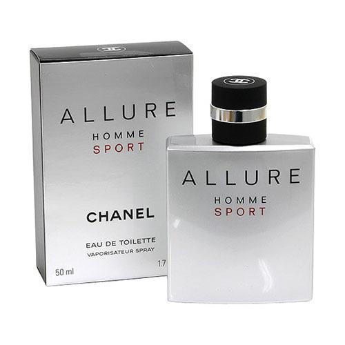 Chanel - Allure Sport - Духи мужские - Каталог товаров - Каталог ...